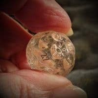'Aylin' Crystal Fortune Telling Ball (Small)